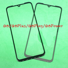 Outer-Lens Replacement Play XT2041 Motorola Glass Touch-Screen Power LCD 10pcs Front