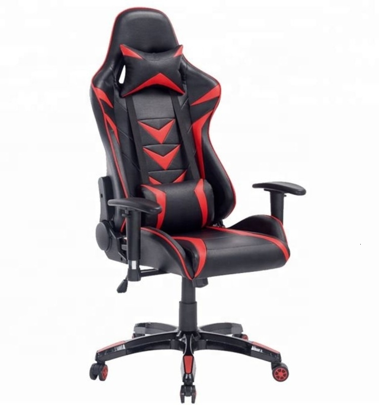 2019 Wholesale OEM Car Style PC Chair Gaming Office Racing Car Chair