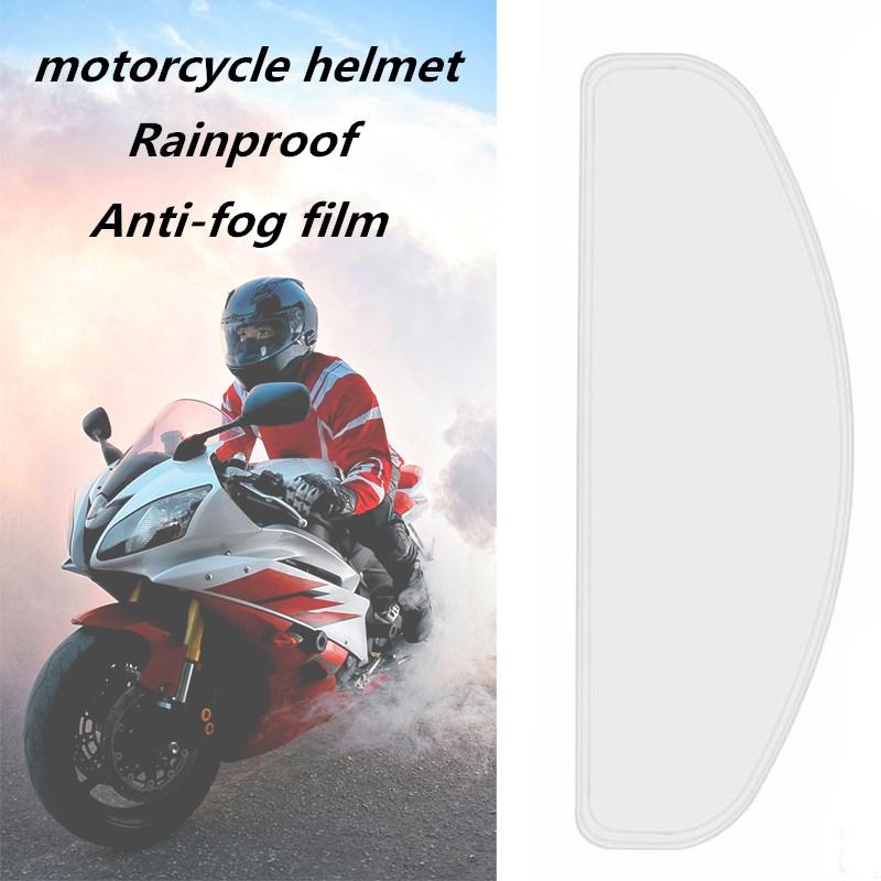 Clear Pinlock Anti-fog Patch Motorcycle Full Face Helmet Generic For K3 K4 AX8 LS2 HJC Marushin Helmets Lens Anti-fog Visor