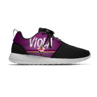 ACF Fiorentina Sport Shoes Football Club FC Soccer Fans Lightweight Breathable Casual Sneakers Men/Women Running Meshy Shoes