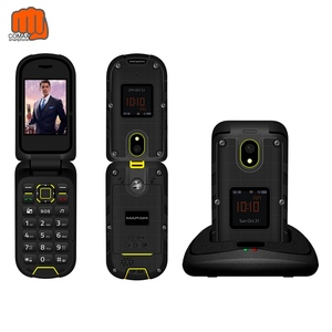 Ioutdoor F2 Тройная функция предотвращения, тонкий флип прочный водонепроницаемый двойной дисплей док-станция SOS фонарь светодиодный мобильный ...