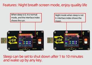 Image 5 - XY UDP 디지털 USB DC DC 컨버터 CC CV 0.6 30V 5V 9V 12V 24V 2A 15W 전원 모듈 데스크탑 조정 가능한 전원 공급 장치