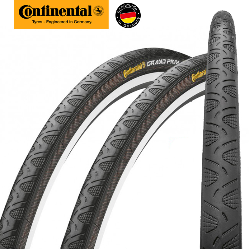 Continental Grand Prix 25-622 Black Chili Noir Fil