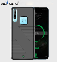 6800mAh Power Bank Battery Charger Case For Huawei P Smart Z External Backup Charging Cover For Huawei P Smart Z Battery Case|Battery Charger Cases|Cellphones & Telecommunications -