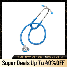 Professional Doctor Stethoscope Cardiologyทางการแพทย์Stethoscope Doctorพยาบาลนักเรียนหูฟังแพทย์อุปกรณ์