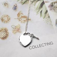 1:1 женское Серебро s925 классическое популярное серебро в форме