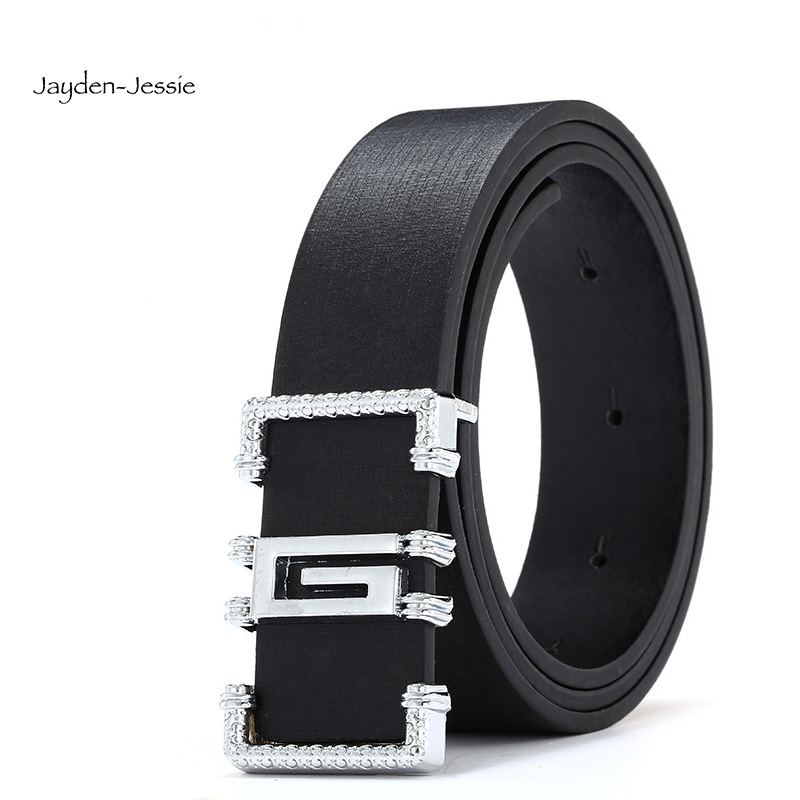 Free Shipping Hot Sale Male Real Leather Strap Fashionable Casual Wide Cowhide Belt Metal Pin Buckle Black Belt