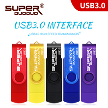 High Speed Pendrive cle usb 3.0 OTG 64GB USB Flash Drive 128GB 256GB Externe Speicher Memory Stick 32GB 16GB USB Stick Pen Drive