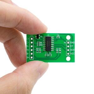 Image 3 - משלוח חינם 20PCS HX711 מודול במשקל חיישן 24 הספירה מודול חיישן לחץ