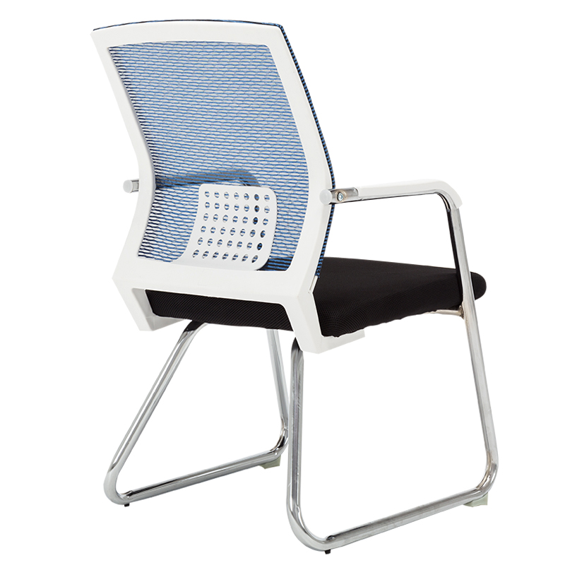 Office Chair Home Waist Protection Economy Backrest Bow Chair Dormitory Student Meeting Chair Modern Simple Computer Chair