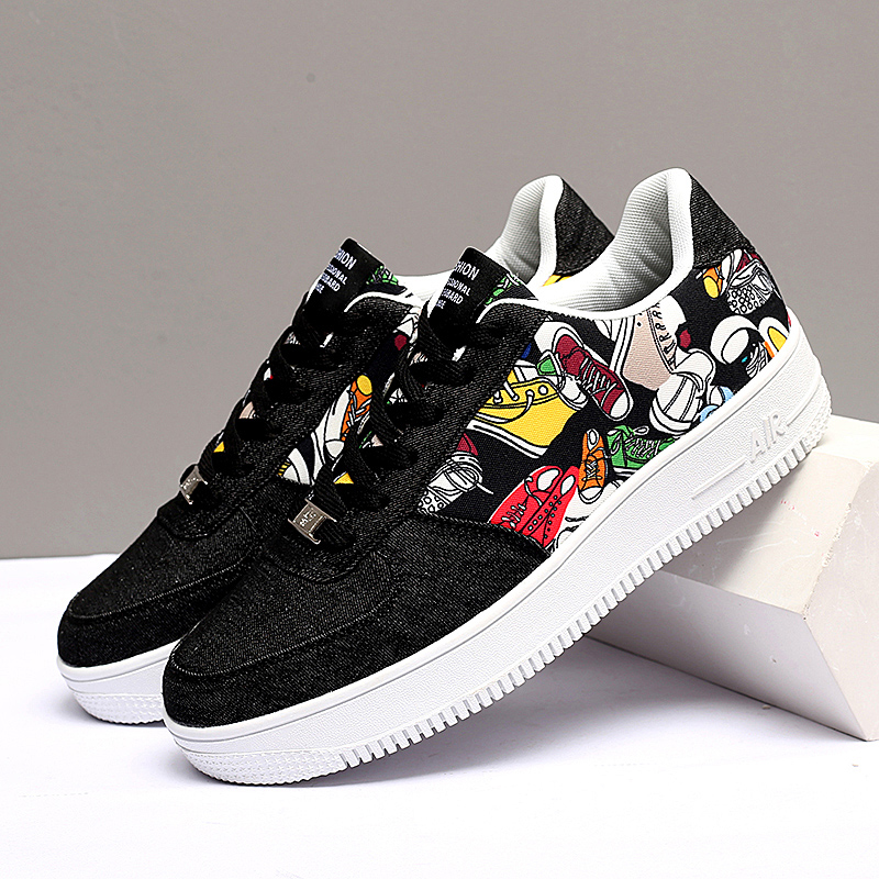 Men Women Super Cool Canvas Lace up sneakers Male Skateboarding Shoes  spring Summer Mens Athletic sport Trainer Shoes Basic Boots  - AliExpress
