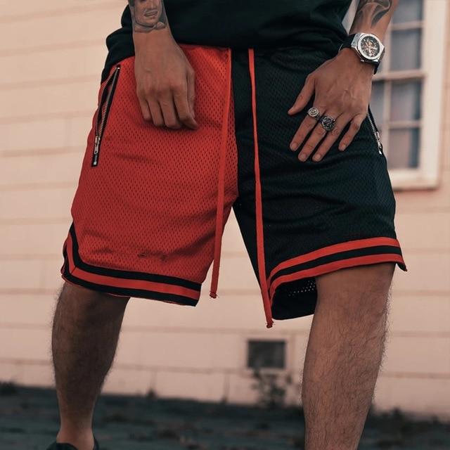 Quick Dry Hip Hop Sweat Shorts