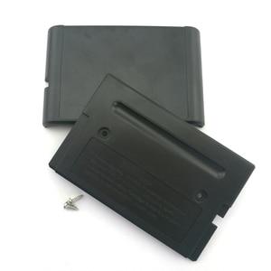 Image 1 - 10pcs Game Cartridge Case Replacement Plastic Shell case for SEGA MEGADRIVE MD for  GENESIS 2