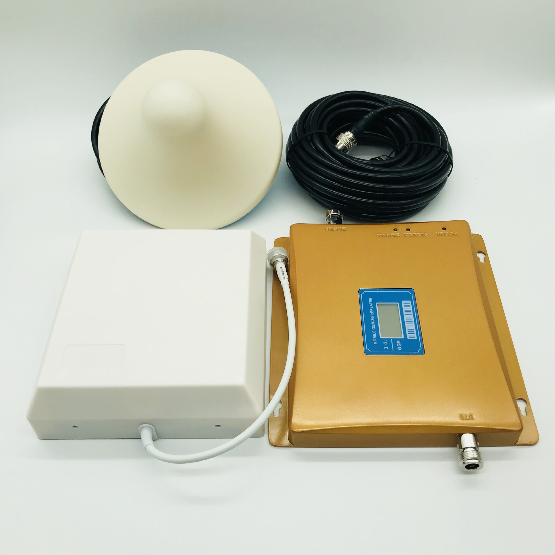 2g3g Mobile Phone Signal Amplifier Gsm/3g Signal Enhanced Receiver 900/2100 Suit
