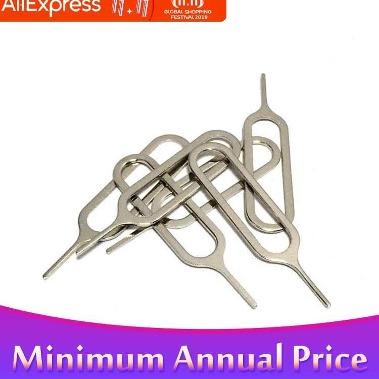 For SIM Card Removing Pin Card Lifter for Various Smart Phones