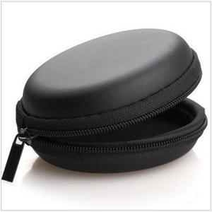 Портативный мини-раунд жесткий хранение наушников чехол для наушников SD TF карты для Iphone xiaomi samsung Usb кабель наушники сумки