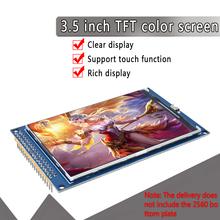 Darmowa dostawa! 3 5 cal ekran TFT LCD moduł Ultra HD 320X480 dla Arduino MEGA 2560 R3 pokładzie tanie tanio WAVGAT 3 5 inch TFT LCD 16*2 piece 0 05kg (0 11lb ) 5cm x 5cm x 5cm (1 97in x 1 97in x 1 97in)