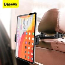 Baseus uchwyt samochodowy na tylne siedzenie składany uchwyt samochodowy na iPad iPhone Samsung Tablet uniwersalny uchwyt samochodowy na tylne siedzenie