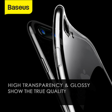 Baseus High Transparent Case for iPhone