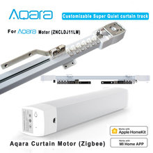 Aqara Smart Curtain Motor With Curtain Track, Mijia APP Remote Control Motorized Motorized