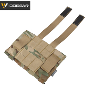 Image 2 - IDOGEAR Tactical First Aid Kit Pouch Medical Organizer Pouch MOLLE 9022B Medical Equipment 3548