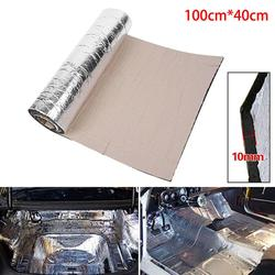 Car Auto Sound Proofing Deadening Vehicle Insulation Closed Cell Foam Decoration Noise Insulation Waterproof Sound 100 * 40cm