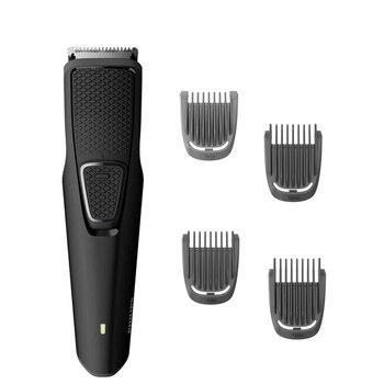 Philips-Afeitadora eléctrica BT1214 para hombre, Máquina para cortar cabello con cuchilla de titanio recargable