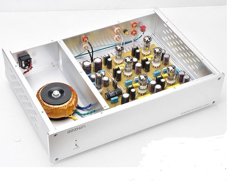 2020 nouvelle référence allemagne D.Klimo Tube LAR or Plus MC + MM Phono fini amplificateur