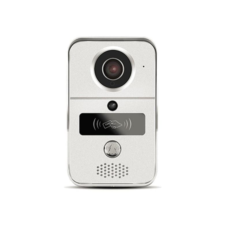 ABKT-Remote Wireless WiFi Video Doorbell Alarm Video Card Camera