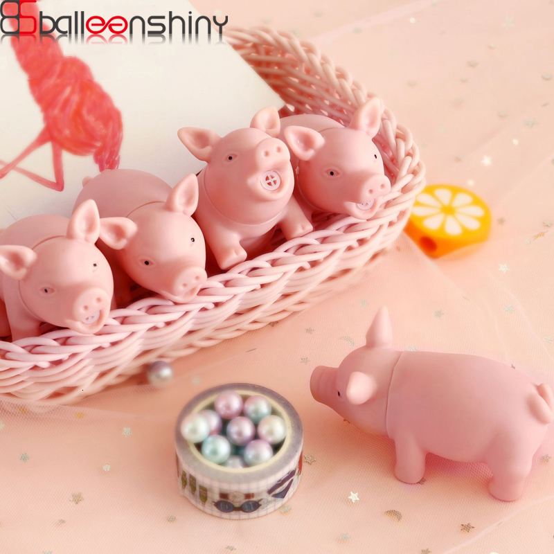 Cute <font><b>Squishy</b></font> <font><b>Toys</b></font> Kids Pink Pig Slow Rising Anti Stress <font><b>Toy</b></font> With <font><b>Big</b></font> Vocal Decompression <font><b>Toys</b></font> For Adult image