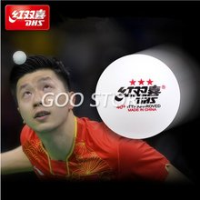 Мячи для настольного тенниса dhs 3 звезды d40 30 мячей/60 мячей
