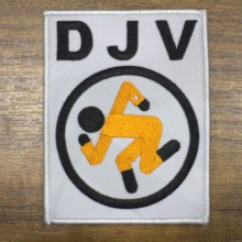 Custom Embroidery Patch DIY Creative design for Clothing Iron Sew On Garment 04