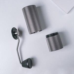 Image 5 - TIMEMORE molinillo de café de mano portátil, molinillo de café de alta calidad, máquina de molienda con posicionamiento de doble rodamiento