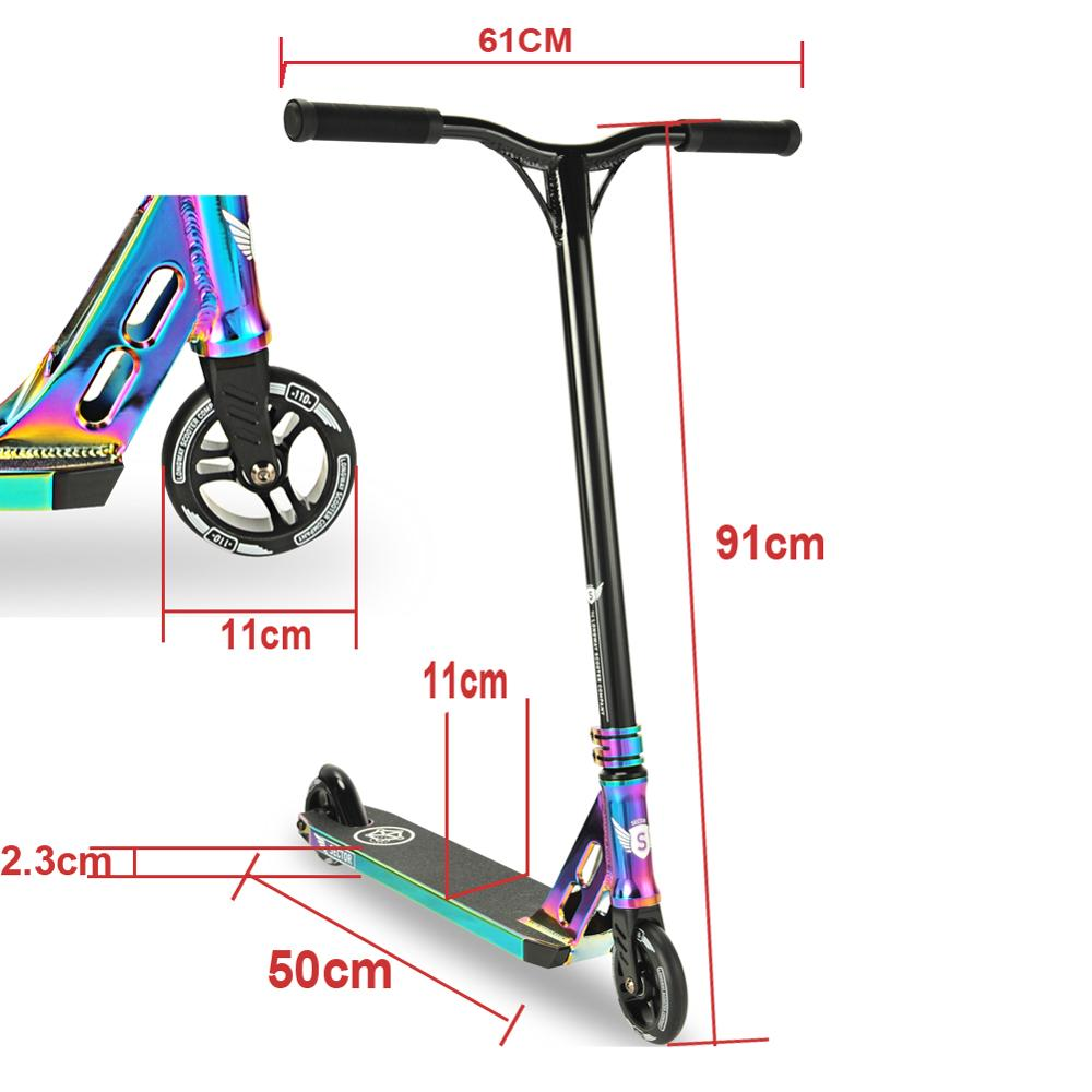 Pro Stunt Scooters for 8Y and up Kids/Teens/Adult 6