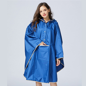 Image 5 - 1PC good quality waterproof emergency rain coat women windbreaker hooded men rain capes ponchos