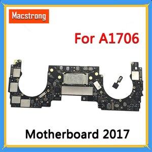 Протестированная оригинальная материнская плата A1706 820-00923-A для MacBook Pro 13