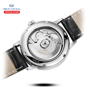 Image 3 - Seagull mechanical watch men automatic watch 50m  Waterproof mechanical watch brand watch self winding mens watch  819.22.6060