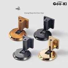 Goo ki прочная ветрозащитная дверная всасывающая невидимая пробка