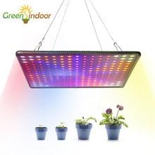 1000w espectro completo led phyto lâmpada crescer tenda painel de luz led hidroponia fitoamp phytolamp para estufa mudas vegetais