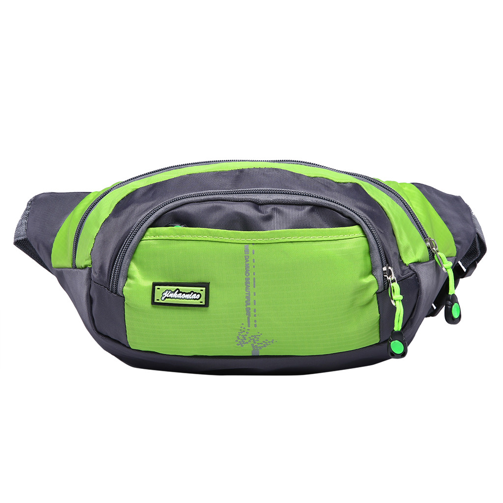 Waist Packs Travelling Mountaineering Mobile Phone Bag Outdoor Sports Casual Backpack Crossbody Shoulder Bag Chest Bag