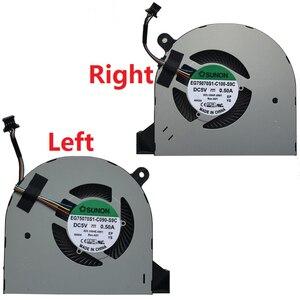 New for ACER Aspire VN7-592G EG75070S1-C090-S9C EG75070S1-C100-S9C laptop cpu fan cooling fan cooler(China)