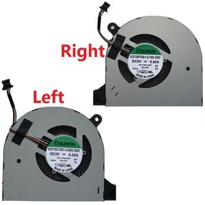 Novo para acer aspire VN7-592G EG75070S1-C090-S9C EG75070S1-C100-S9C portátil cpu ventilador de refrigeração refrigerador