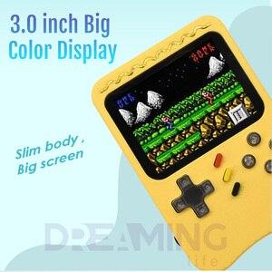 Image 4 - Nieuwe Video Game Console Ingebouwde 8 Bit Klassieke Retro Games Mini Fc Pocket Draagbare Handheld Game Spelers