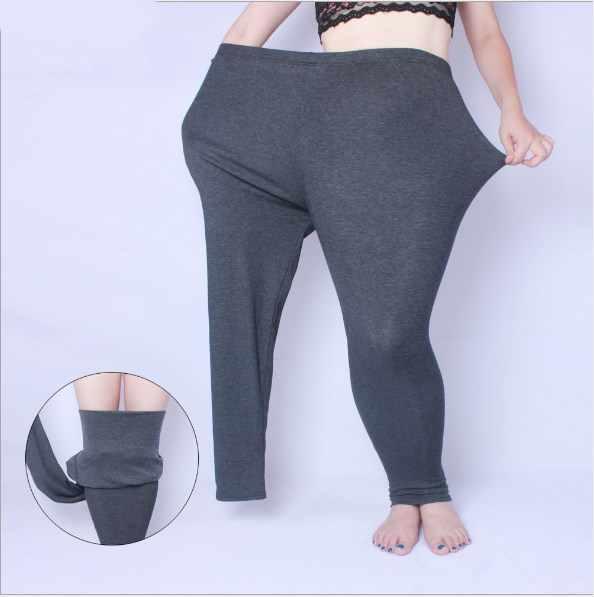 Outono inverno moda mulheres leggings 2019 leggings mulheres cintura elástica túnica básica magro ocasional plus size malha leggings fw470