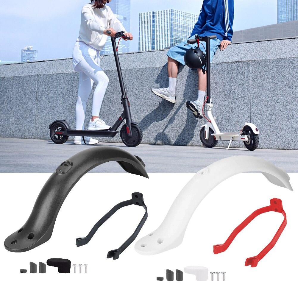Hintere KotflüGel Halterung Starre Halterung für Elektro Roller Xiaomi Miji B1C4