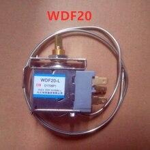 Freezer Temperature-Controller-Switch WDF20-L 3-Pins Refrigerator Metal-Cord