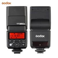 Godox TT350S Mini Portable Speedlite 2.4G Wireless Master Slave 1/8000S HSS TTL Flash Speedlight for Sony Camera