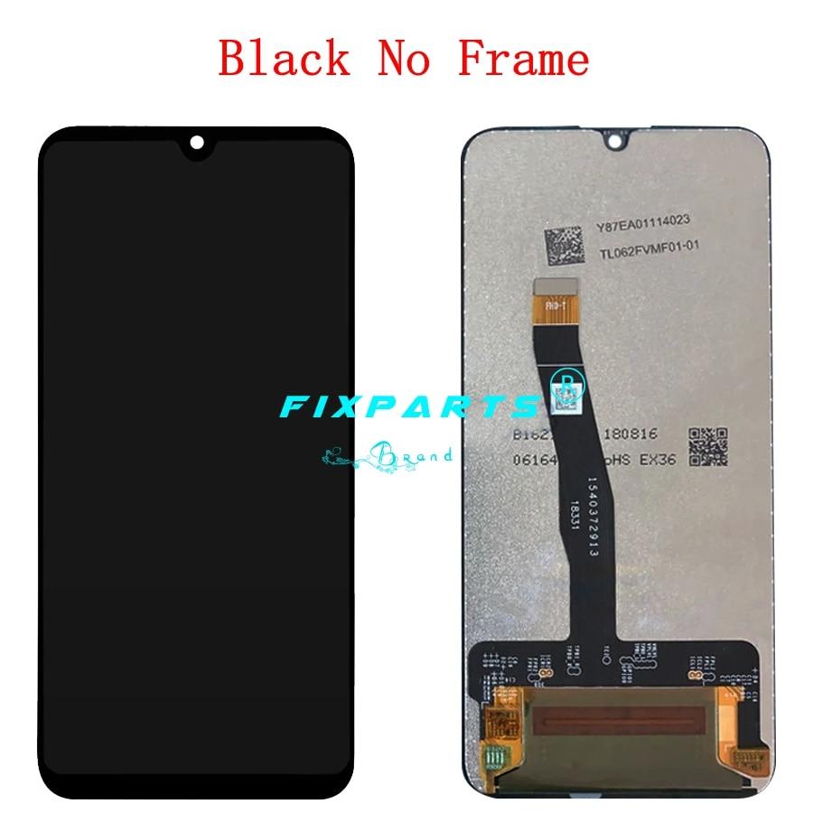 P Smart 2020 LCD Display