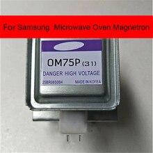Do Samsung kuchenka mikrofalowa Magnetron OM75P (31) OM75S (31) OM75P (31) akcesoria do części piekarnika mikrofalowego