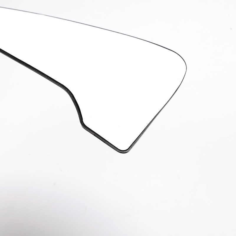 For BMW F30 F31 F32 F33 Xdrive Emblem Logo Shark Gills Side Fender Vent Decoration 3D Stickers Auto Accessories Style 1